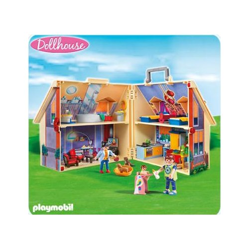 playmobil vie en ville playmobil 5167 achat maison de. Black Bedroom Furniture Sets. Home Design Ideas